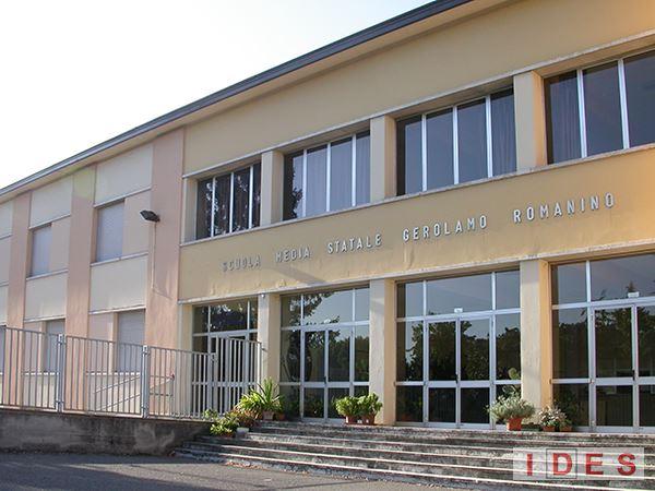 Brescia scuola media romanino indaginidiagnostiche for Scuola moda brescia
